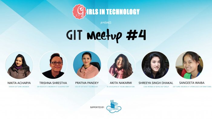 4th Girls in Technology Meetup Speakers List